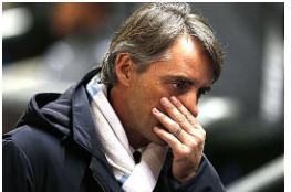 Capturesbobetเผย มันชินี่ รับเศร้าใจ หลังลูกทีมไม่สามารถเอาชนะ เวโรน่า ได้เลย